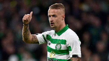 Leigh Griffiths starts for Celtic.