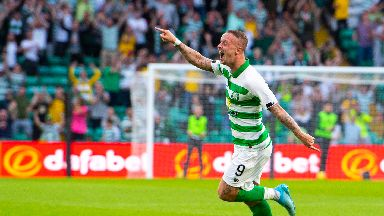 Griffiths scored his first goal since November 2018.