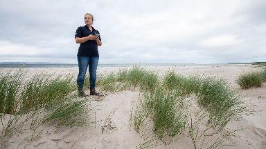 New app: Ellie MacLennan from the Scottish Marine Animal Stranding Scheme.
