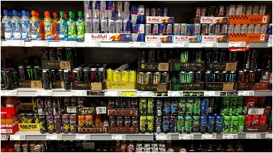 Energy drinks: Sales to under-16s banned in leisure centres.
