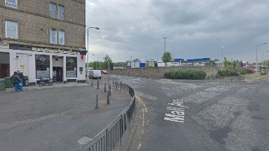 Musselburgh: The victim was attacked near the Tesco Extra.