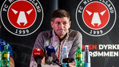 Gerrard knows what to expect from Midtjylland.