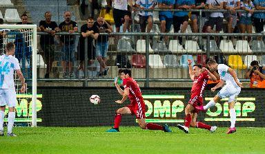Rijeka take a 2-0 lead to Pittodrie.