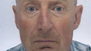 Keith Roger: Police are concerned for his welfare.