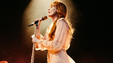 Cosmic Love: Florence and The Machine.