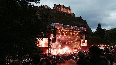 Edinburgh: Florence and The Machine played to a sold-out crowd.