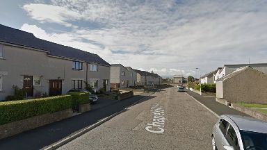 Fraserburgh: A man was struck by a car in Chapelhill Road.