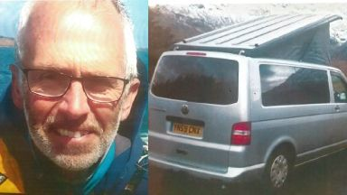 Missing: Ian Mills was last seen on Thursday.