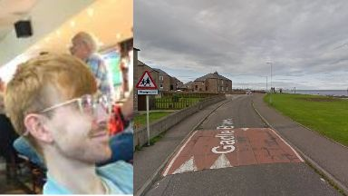 Missing: Ruaridh Sandison disappeared on Saturday.