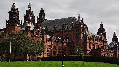 Glasgow: Kelvingrove Art Gallery & Museum attracted more than one million visitors.