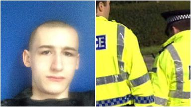 Missing: Shaun Armstrong, 15, was last seen on Tuesday.