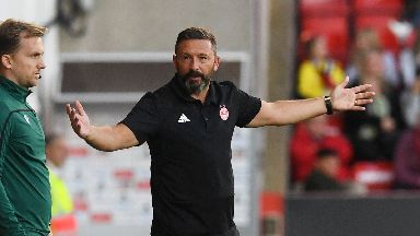 McInnes was unhappy with the refereeing in his side's 2-0 defeat.