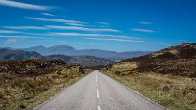 NC500: Police carrying out patrols.