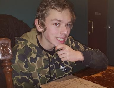 Louis Hubbard: Teenager missing in Fife.