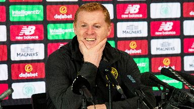 """Lennon says Celtic are """"bullish"""" about their prospects."""