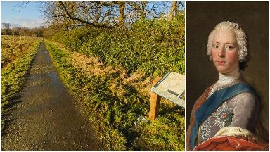 Falkirk: Trust want to create a visitor centre to commemorate the Battle of Falkirk Muir.