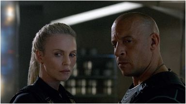 Hollywood: The ninth instalment will star Vin Diesel and Charlize Theron.