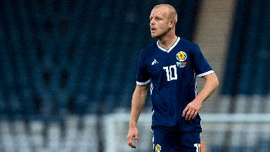 Naismith is ready for international action.