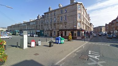Glasgow: The attack happened in Pollokshaws Road near to Nithsdale Road.