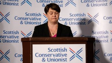 Davidson: 'Won't stand' in another election.