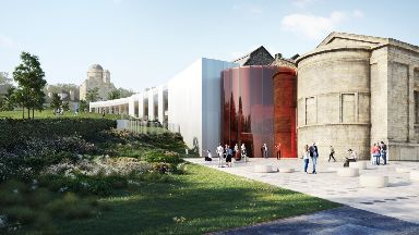 Paisley Museum: The revamp will turn it into a 'world-class destination'.
