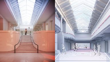 Designs: The project will be completed by 2022.