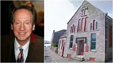 Bill Paterson has fond memories of Millport.