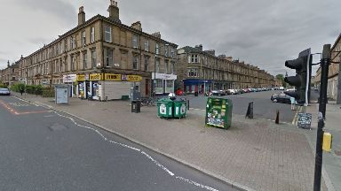 Glasgow: The woman was attacked at a property on Pollokshaws Road.