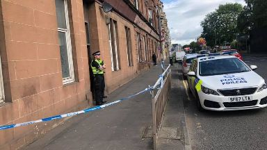 Glasgow: The woman was attacked within a property on Pollokshaws Road.