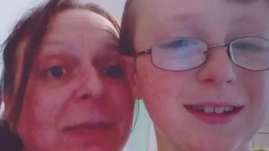 Laura Ann Gillie: The mum described her son as heroic.