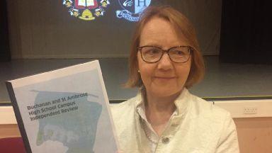 Dr Margaret Hannah led the review.