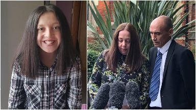 Family: Amy Allan's family have called for a full investigation by the Care Quality Commission into her death.