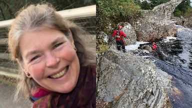 Jacqueline Ullmer's body was pulled from the River Spey.