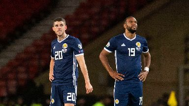Ryan Christie has been brought back into the Scotland side.