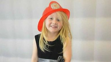 Alesha: The six-year-old was on a summer holiday when she was killed.