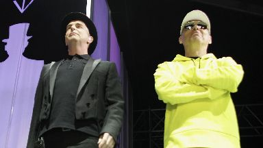 Pet Shop Boys: The duo are to perform at the Hydro.