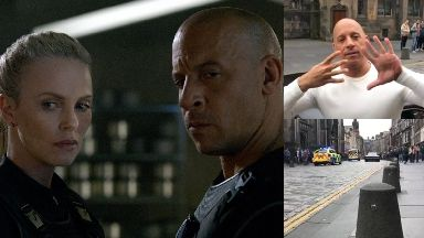 Lights, camera, action: Vin Diesel shared behind-the-scenes footage of Fast & Furious 9.