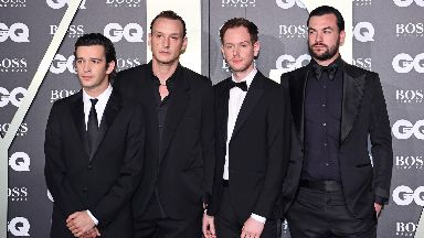 The 1975 will also release their fourth album in February.