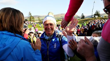 Solheim Cup: Event held over three days at Gleneagles.