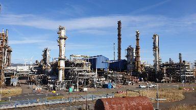 Mossmorran: ExxonMobil will invest £140m.