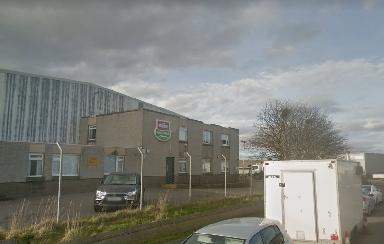 Muller: Depot in Aberdeen.