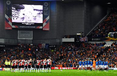 Minute's silence