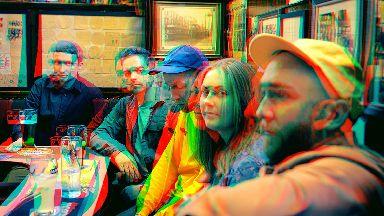 Musicians: Wojtek the bear have released a new single.