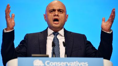 Sajid Javid: No-deal Brexit now more manageable.