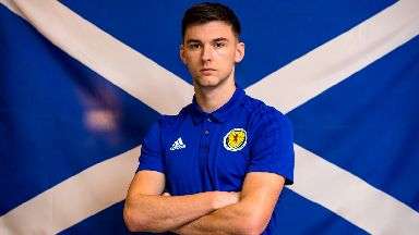 Scotland: Kieran Tierney is set to be named for the squad.
