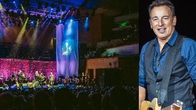 Celtic Connections: Next year's event will feature a tribute to Bruce Springsteen.