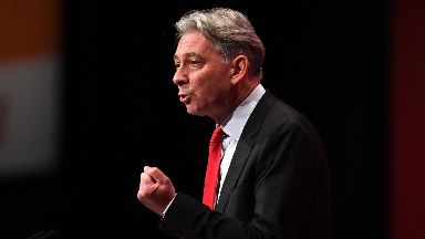 Scottish Labour: Richard Leonard spoke at the Co-operative Party conference.