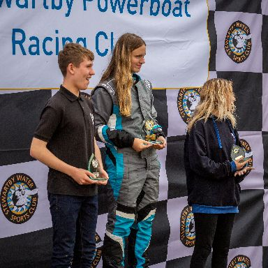 Oban has become the first female and Scot to take the title.