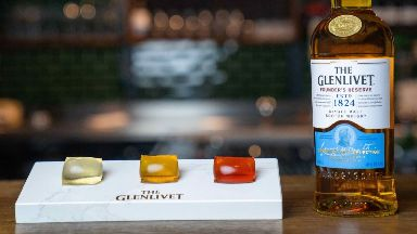 Whisky: The Glenlivet's Capsule Collection.