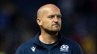 Gregor Townsend is unhappy at the prospect of a cancellation.